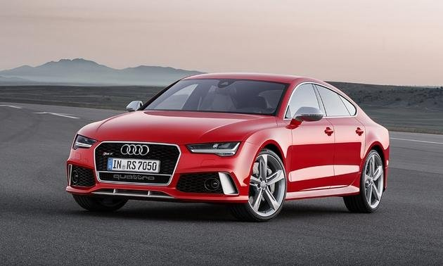 Audi Rs7 Sportback Refreshed With 190 Mph Top Speed Houston Style