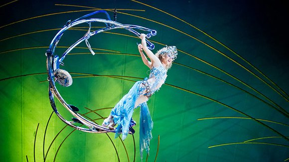 "A buzz of excitement and anticipation was in the air for the opening night of ""Amaluna,"" Cirque du Soleil's latest ..."