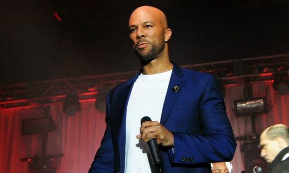 Chicago rapper Common has never been afraid to start something new. After establishing himself as a formidable force in the ...