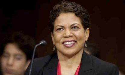 Tanya Chutkan, an Eleanor Holmes Norton-recommended nominee for judge on the U.S. District Court for the District of Columbia, received ...