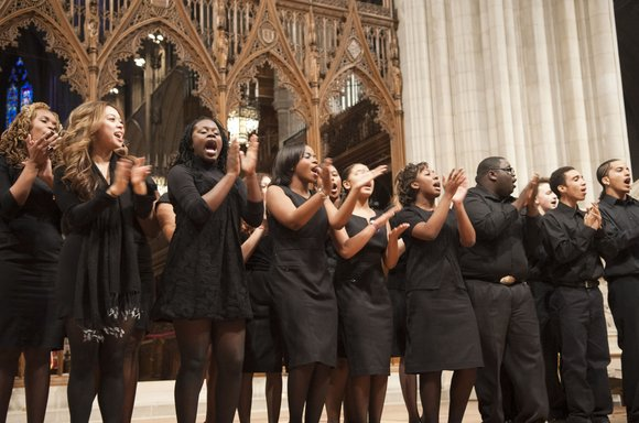 When people think of choirs, they usually associate them with church or some type of classical performing group.