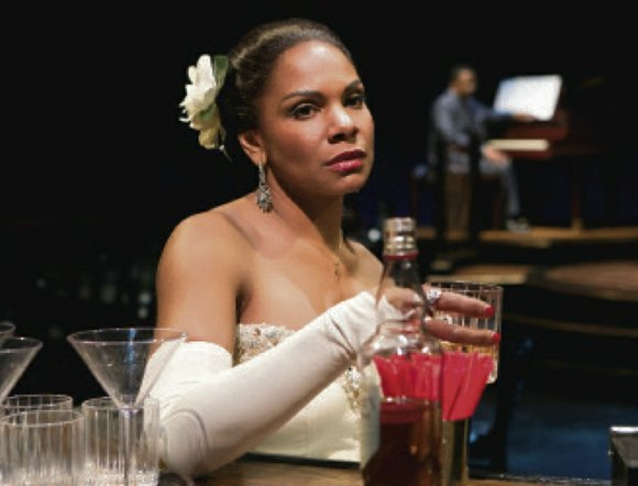 Audra McDonald channels the spirit of Billie Holiday in a touching, moving portrayal of the late jazz singer in her ...