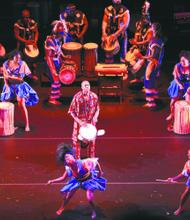 Dance Africa 2014