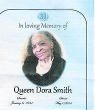 Queen Mother Dora Smith