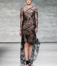 Fall 2014 designs by Angel Sanchez