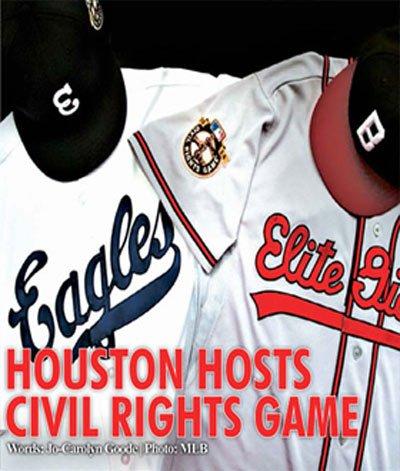 Houston Astros' Bo Porter, Quinton McCracken, Jon Singleton, Chris Carter, Dexter Fowler, Jerome Williams, L. J. Hoes and others players ...