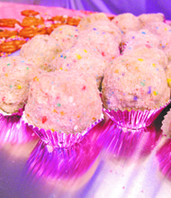 Milk Bar cake balls