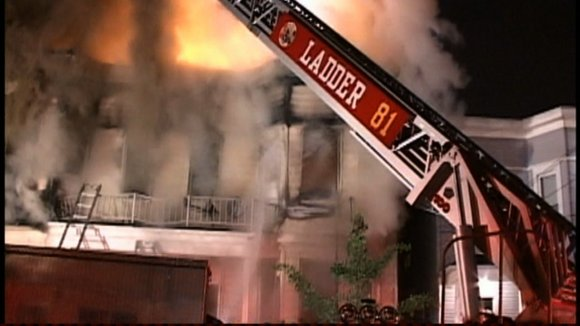 At least 23 firefighters and 11 civilians were injured in a five-alarm fire in Staten Island, New York, fire officials ...