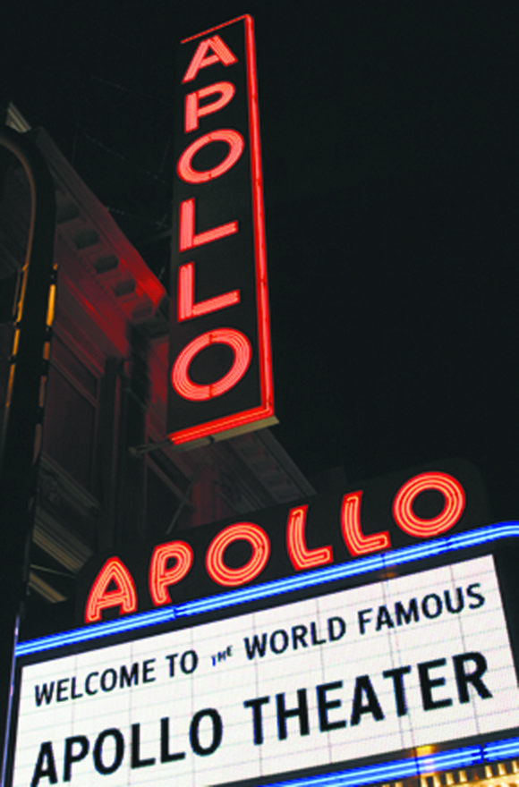 New York City's Apollo Theater plans to build two new performance spaces to incubate works by up-and-coming artists.