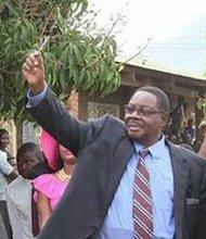 President Peter Mutharika of Malawi
