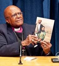 Archbishop Desmond Tutu, founder of Girls Not Brides