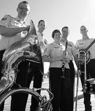 Enjoy a concert given by the United States Air Force Heritage Ramblers Dixie Ensemble of the USAF Heritage of America Band at the Chesapeake Arts Center, located at 194 Hammonds Lane, Brooklyn Park, Maryland 21225 on Sunday, June 15, 2014 at 3:00pm