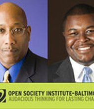 """Open Society Foundations' Senior Advisor for Special Projects Damon Hewitt and Joe Jones, CEO of the Center for Urban Families, will discuss the merits and feasibility of President Obama's """"My Brother's Keeper"""" initiative on Tuesday, June 10, 2014 at 7 p.m. at Enoch Pratt Free Library in the Wheeler Auditorium at 400 Cathedral Street in Baltimore."""