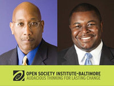 "Open Society Foundations' Senior Advisor for Special Projects Damon Hewitt and Joe Jones, CEO of the Center for Urban Families, will discuss the merits and feasibility of President Obama's ""My Brother's Keeper"" initiative on Tuesday, June 10, 2014 at 7 p.m. at Enoch Pratt Free Library in the Wheeler Auditorium at 400 Cathedral Street in Baltimore."