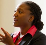 Janai Nelson has been named Associate Director-Counsel of The NAACP Legal Defense and Educational Fund, Inc. PHOTO by St. John's University