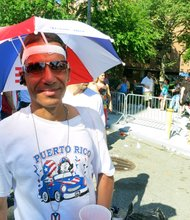 Robert Rodriguez wanted to see more salsa acts on the main stage at this year's 116th Street Festival.