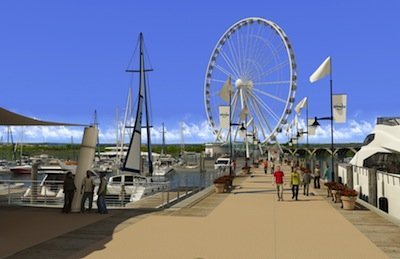 National Harbor announced Monday that eight new retailers, restaurants and services will open later this year at the waterfront location.