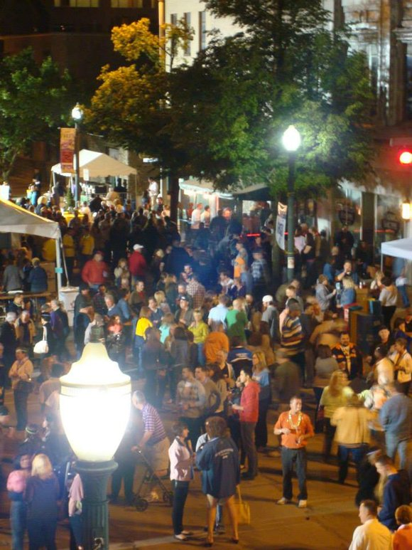 The annual event, which features Cajun-style food, drink, music and entertainment, is a fundraiser for the United Way of Will ...