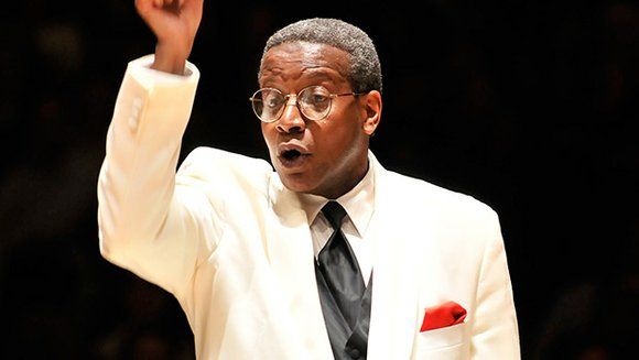 Conductor Charles Floyd delves into soul of gospel music at Symphony Hall, Saturday, June 14