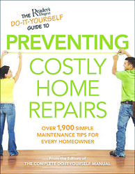 This book contains more than 1,900 practical tips, easy fix-its, touch-ups, and make-rights for keeping your home problem free and ...