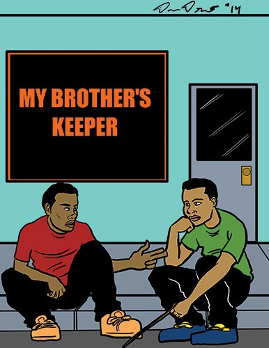 Several prominent blacks have voiced objections to President Obama's My Brother's Keeper effort to alleviate the problems facing black men ...