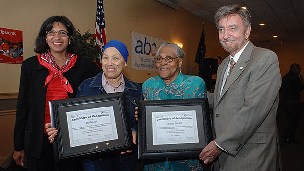ABCD Foster Grandparent Program Celebrates 49 Years. 158 Foster Grandparents ranging in age from 55 to 90 honored at
