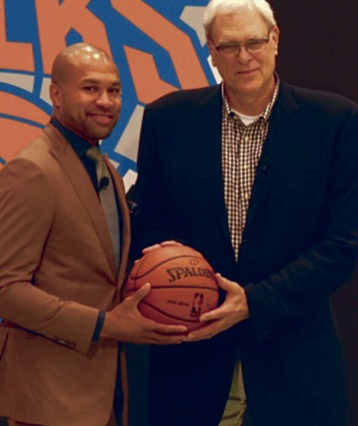 It's hard to believe there have been 25 past head coaches of the New York Knicks. They've never done a ...