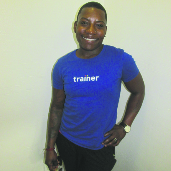 When talking to Deidre Partlow, a trainer at Blink Fitness in Harlem, you might be motivated to stretch, hit the ...
