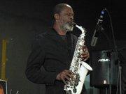 Saxophonist Charles Gayle