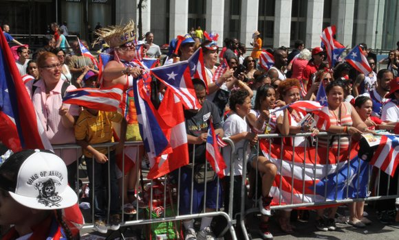 57th annual Puerto Rican Day Parade
