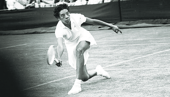If there is a marker on 143rd Street near Malcolm X Boulevard for tennis great Althea Gibson, it is not ...