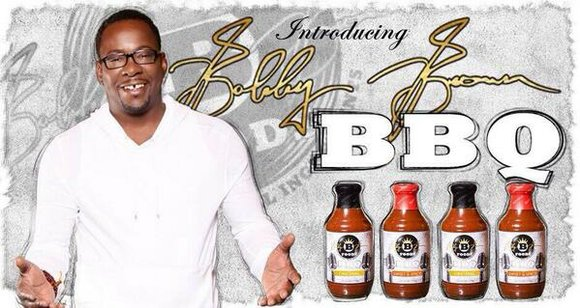 Fun fact: Bobby Brown is the King of R&B AND BBQ! Who knew? From the looks of his new BBQ ...