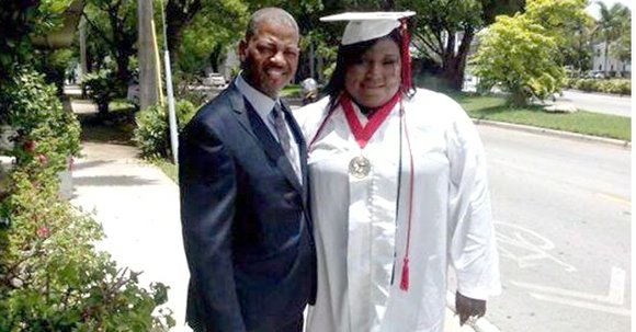 As Rachel Jeantel inched toward a high school diploma, she tried to keep in mind that she had a promise ...