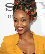 Actress and Model Yaya DaCosta