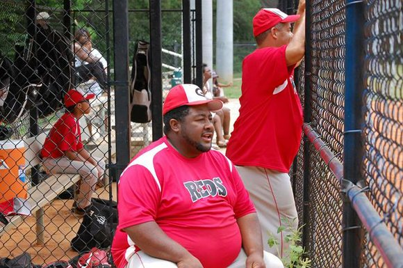 "Pedro ""Big Poppa"" Sanders, who died suddenly a year ago, was a dedicated baseball coach at Browns Mill Park in ..."