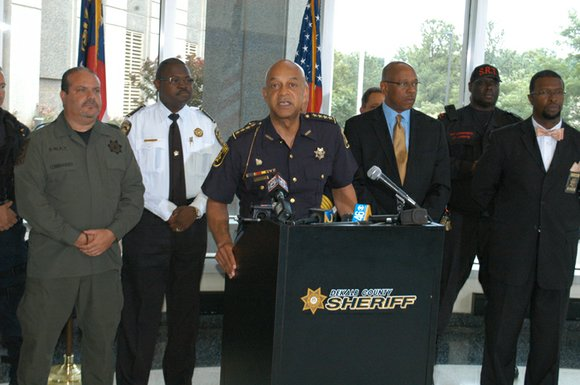 DeKalb and three other metro counties have joined forces to crack down on a growing threat of gang-related crime in ...