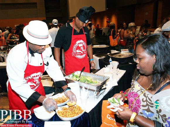 Men who know how to throw down in the kitchen will showcase their prowess at the 25th Real Men Cook ...