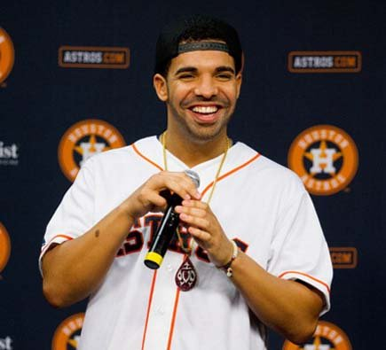 "Houston Appreciation Weekend, also known as ""HAW"", officially started as Drake presented the celebration at Thursday night's Astros game. This ..."