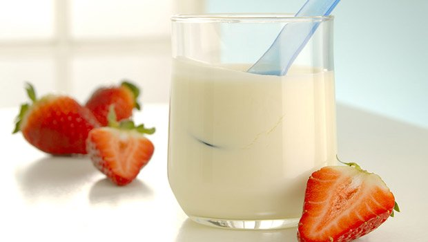 Dairy products, like milk, cheese and yogurt, are good sources of calcium.