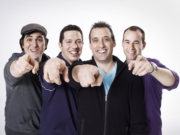 Impractical jokers the tenderloins coming to rialto the times tickets go on sale friday for the sept 25 show and include a meet m4hsunfo