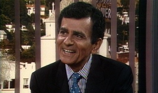 "Casey Kasem, who entertained radio listeners for almost four decades as the host of countdown shows such as ""American Top ..."