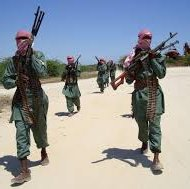 Al-Shabaab, a militant Islamic group based in Somalia.