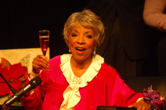 Ruby Dee, the first lady of African-American theater and film, made her transition last Wednesday, June 11, at her home ...