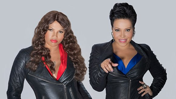 "Cheryl ""Salt"" James discusses Salt-n-Pepa's role as pioneering female hip hop act and their longevity on the music scene"