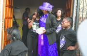 Tanaya Grant Copeland funeral