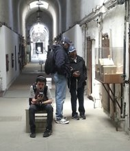 Eastern State Penitentiary features fascinating exhibits, interactive experiences, art installations and oral histories about the lives of the prisoners and employees as well as its innovative design.