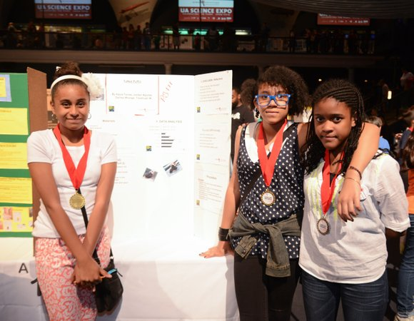 Hundreds of students, teachers, families celebrate pioneering program