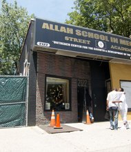 Allah School In Harlem