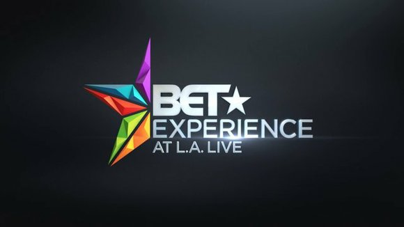 The city is abuzz as Los Angeles prepares for three days of entertainment at L.A. LIVE for The BET Experience.