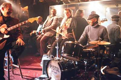 The story of the Funk Brothers, who backed up many of Motown's greatest hits between 1959 and 1972, will be ...